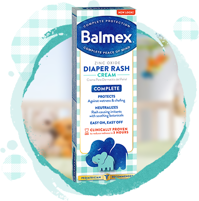 Balmex Complete Protection Diaper Rash Cream